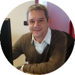 <b>Alberto Daglio <br>Software Specialist</b>